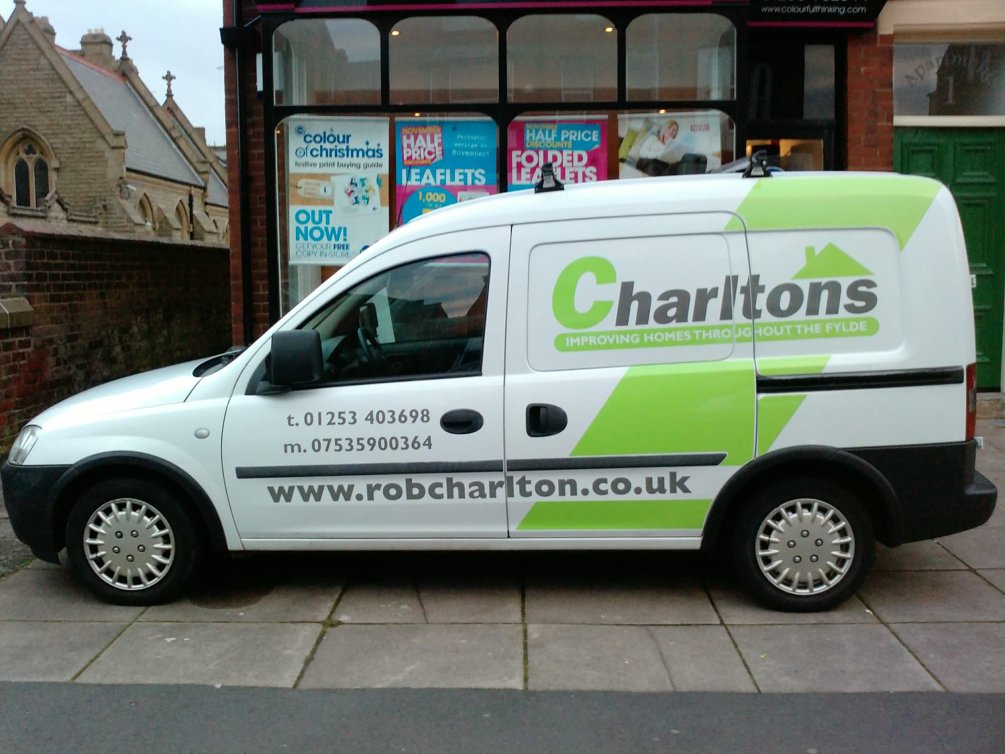 17e65b715259cd Fylde Signs   Graphics – Page 2 – Vehicle Graphics   Signage Company